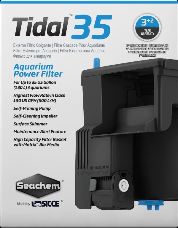 Tidal 35 filter