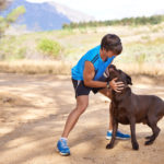 HIking with your dog Pets and Vacation