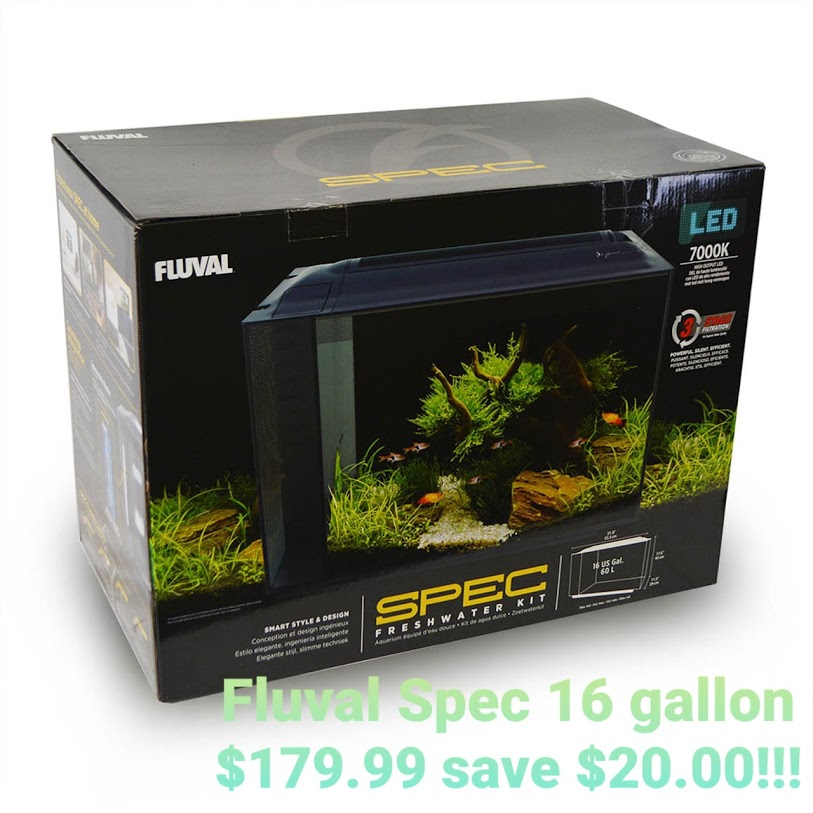 Aquarium Kits On Sale